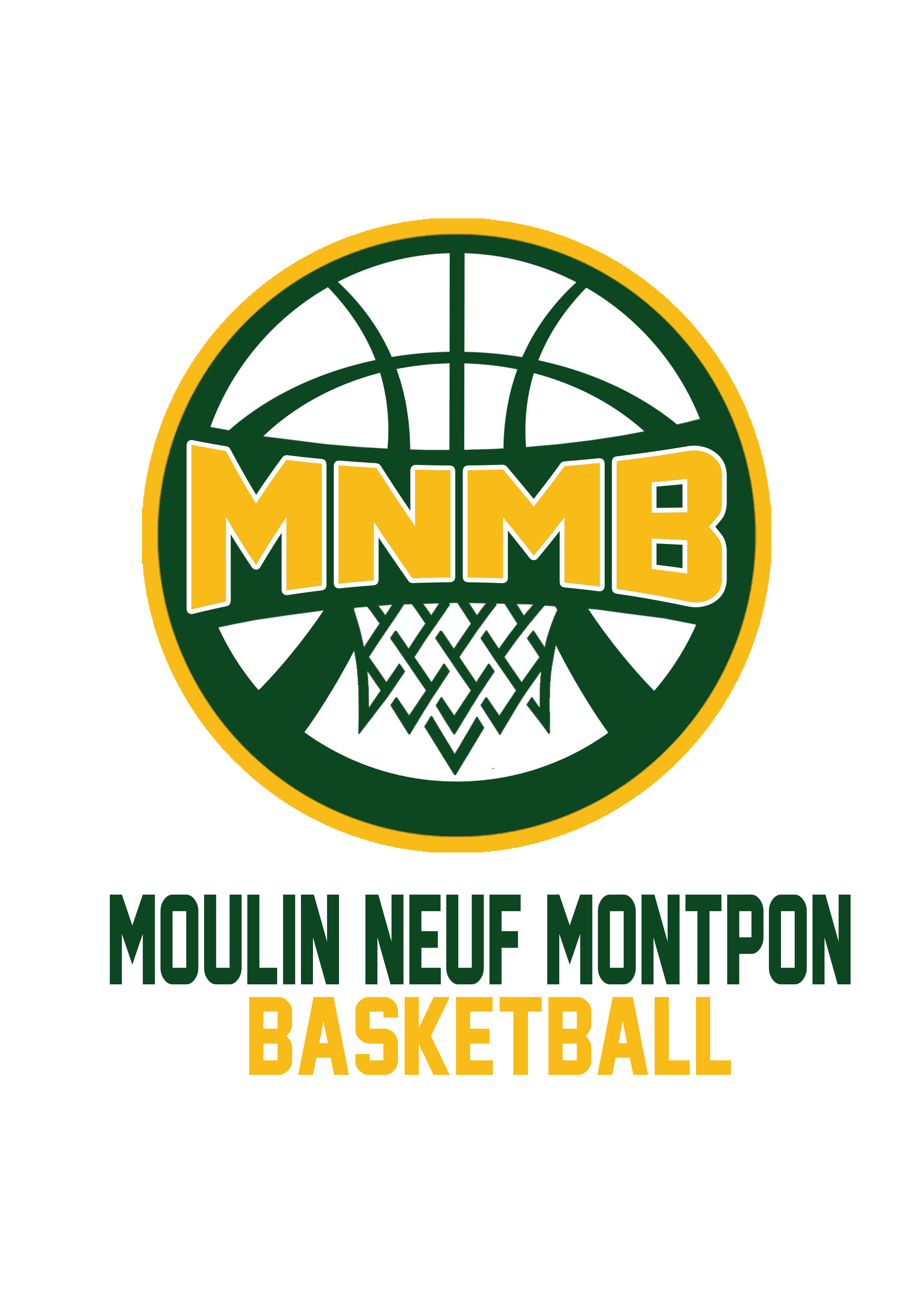 MOULIN NEUF MONTPON BASKET