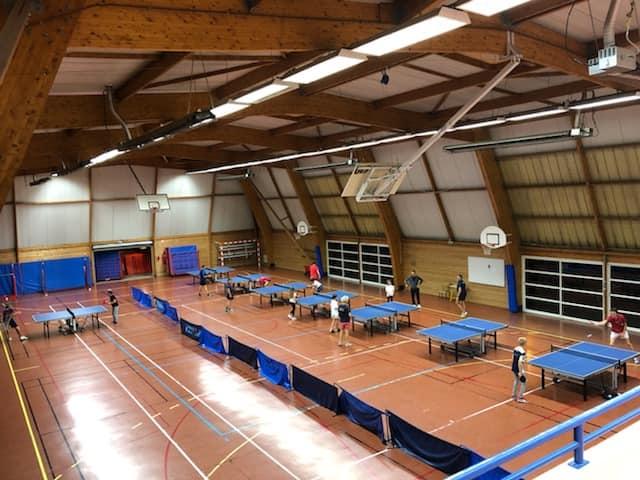 GOHTT : Groupement Omnisport La Hêtraie Tennis de Table