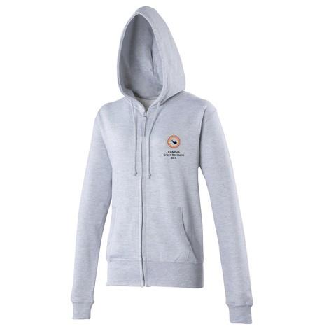 Sweat -Shirt zippé Femme 280 AWDIS-img-23928