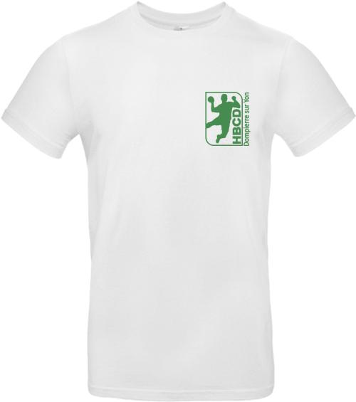 T-shirt Homme #E190-B&C-img-64864