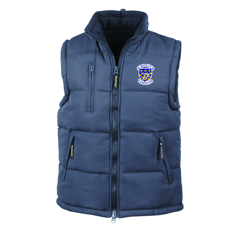 BODYWARMER MICRO-FIBRE DOUBLE POLAIRE RESULT-img-24828