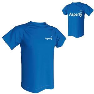 T-shirt Technique 100% polyester ACQUA ROYAL-img-24314