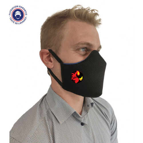 Masque personnalisé  Made in France