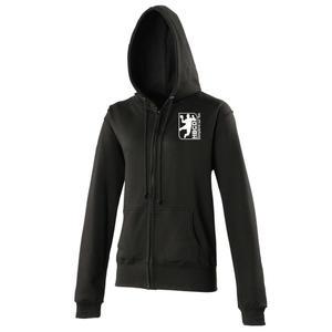 Sweat -Shirt zippé Femme 280 AWDIS-img-140140