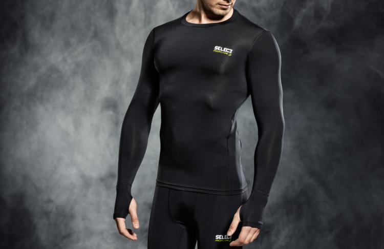 T-Shirt de compression manches Longues 6902-img-190