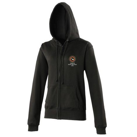 Sweat -Shirt zippé Femme 280 AWDIS-img-23930