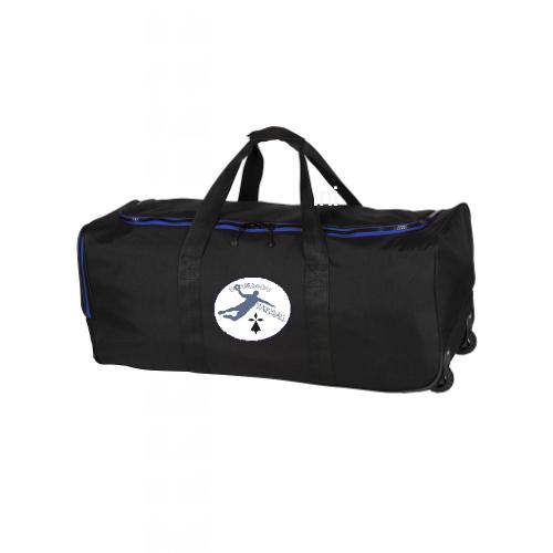 Trolley Bag-BLACK&MATCH