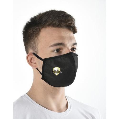 Masque à double couche