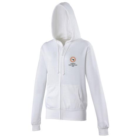 Sweat -Shirt zippé Femme 280 AWDIS-img-23932