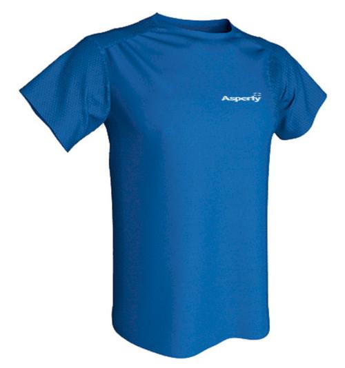 T-shirt Polyester TANDEM Enfant ACQUA ROYAL-img-61094