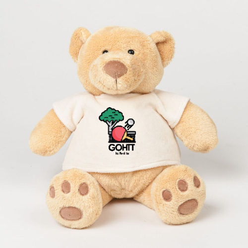 Ours peluche T-shirt MUMBLES-img-131976