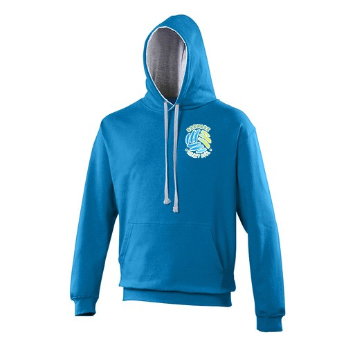 SWEAT CAPUCHE CONTRASTE MIXTE-img-23780