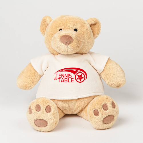 Ours peluche T-shirt MUMBLES-img-64156