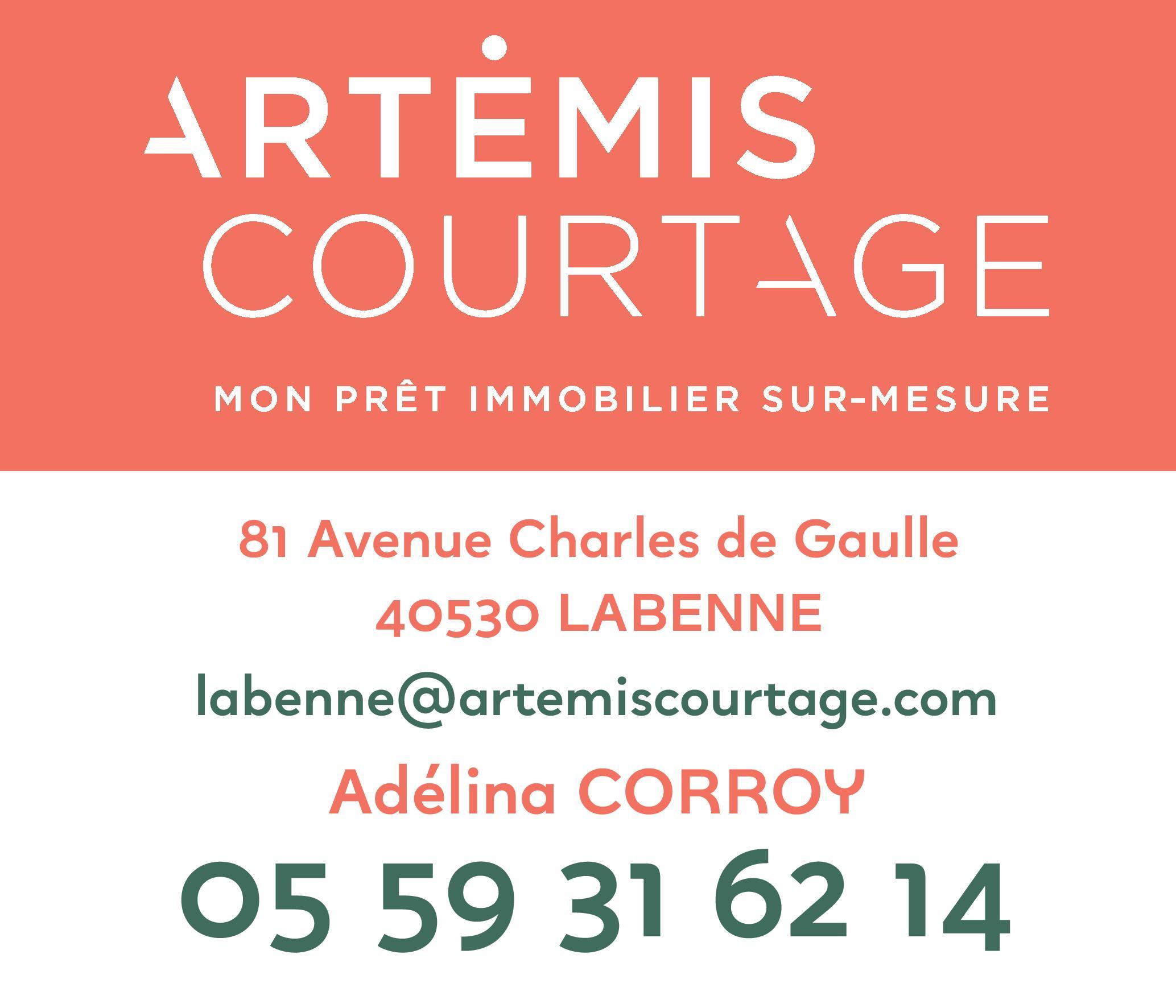 logo partenaire ARTEMIS COURTAGE